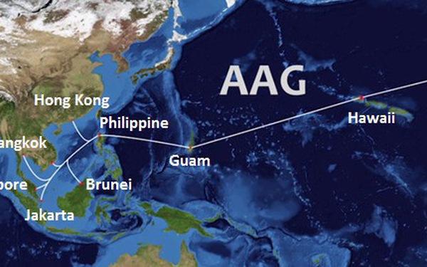 Tuyến cáp AAG được di chuyển do mở rộng sân bay