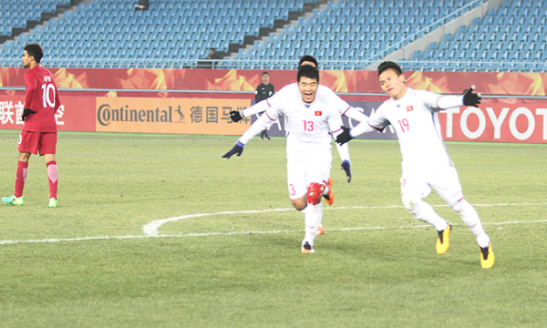 U23 Việt Nam vào chung kết U23 Châu Á
