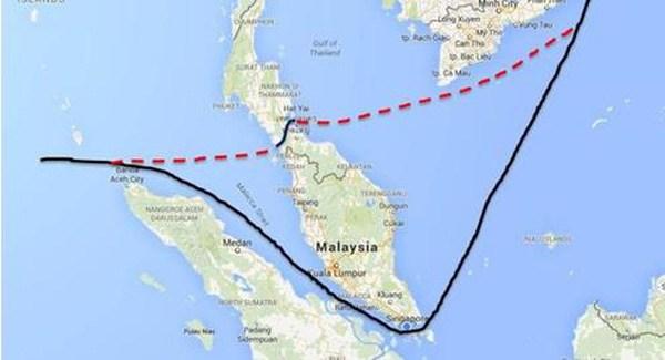 Kênh đào Kar thay đổi vận tải biển khu vực đông nam á