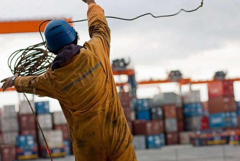 Nghành vận tải biển ngày càng phát triển