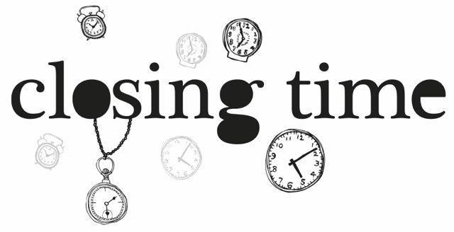 Closing time là gì ?
