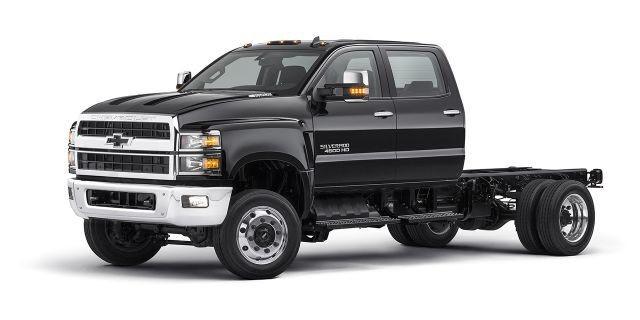 GM thu hồi 368.000 xe tải vì nguy cơ hỏa hoạn
